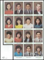 1986 Montebello High School Yearbook Page 46 & 47