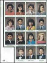 1986 Montebello High School Yearbook Page 48 & 49