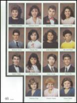 1986 Montebello High School Yearbook Page 50 & 51