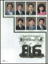 1986 Montebello High School Yearbook Page 52 & 53