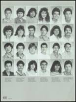 1986 Montebello High School Yearbook Page 70 & 71