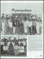 1986 Montebello High School Yearbook Page 76 & 77