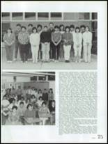 1986 Montebello High School Yearbook Page 78 & 79