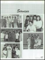 1986 Montebello High School Yearbook Page 90 & 91