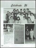 1986 Montebello High School Yearbook Page 94 & 95