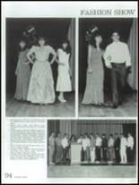 1986 Montebello High School Yearbook Page 98 & 99