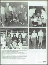 1986 Montebello High School Yearbook Page 102 & 103