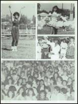 1986 Montebello High School Yearbook Page 108 & 109