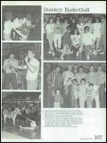 1986 Montebello High School Yearbook Page 110 & 111