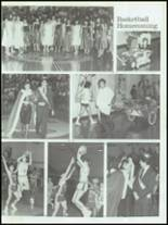 1986 Montebello High School Yearbook Page 112 & 113