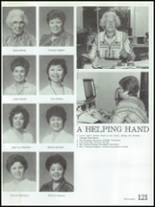1986 Montebello High School Yearbook Page 124 & 125