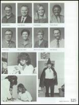 1986 Montebello High School Yearbook Page 128 & 129