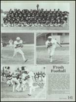1986 Montebello High School Yearbook Page 144 & 145