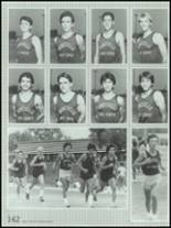 1986 Montebello High School Yearbook Page 146 & 147