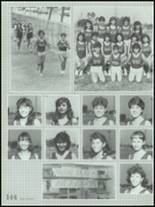 1986 Montebello High School Yearbook Page 148 & 149