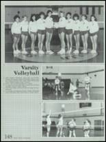 1986 Montebello High School Yearbook Page 152 & 153