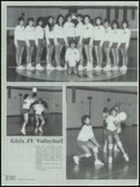 1986 Montebello High School Yearbook Page 154 & 155