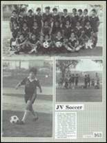 1986 Montebello High School Yearbook Page 166 & 167