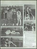 1986 Montebello High School Yearbook Page 170 & 171
