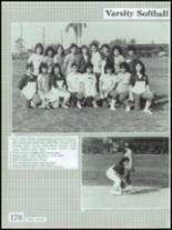 1986 Montebello High School Yearbook Page 182 & 183