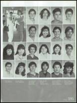1986 Montebello High School Yearbook Page 198 & 199