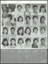 1986 Montebello High School Yearbook Page 202 & 203