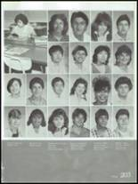 1986 Montebello High School Yearbook Page 206 & 207