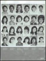 1986 Montebello High School Yearbook Page 212 & 213