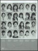 1986 Montebello High School Yearbook Page 216 & 217