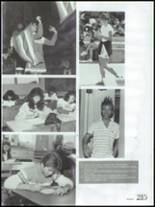 1986 Montebello High School Yearbook Page 218 & 219