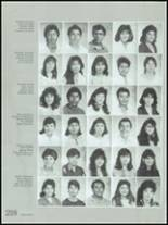 1986 Montebello High School Yearbook Page 222 & 223