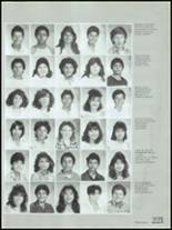 1986 Montebello High School Yearbook Page 224 & 225