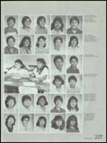 1986 Montebello High School Yearbook Page 230 & 231