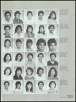 1986 Montebello High School Yearbook Page 236 & 237