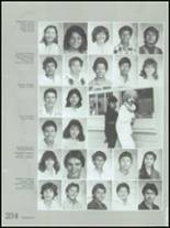 1986 Montebello High School Yearbook Page 238 & 239