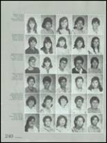 1986 Montebello High School Yearbook Page 244 & 245