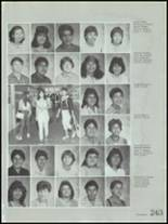 1986 Montebello High School Yearbook Page 246 & 247