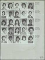 1986 Montebello High School Yearbook Page 258 & 259