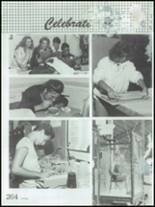 1986 Montebello High School Yearbook Page 268 & 269