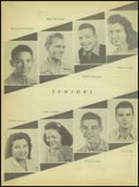 1947 Sweetwater-Newman High School Yearbook Page 22 & 23