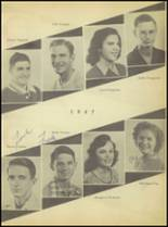 1947 Sweetwater-Newman High School Yearbook Page 24 & 25