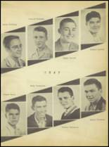 1947 Sweetwater-Newman High School Yearbook Page 36 & 37