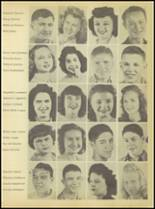 1947 Sweetwater-Newman High School Yearbook Page 44 & 45