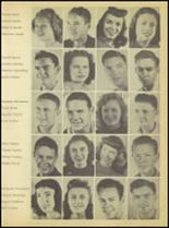 1947 Sweetwater-Newman High School Yearbook Page 46 & 47
