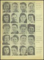1947 Sweetwater-Newman High School Yearbook Page 52 & 53