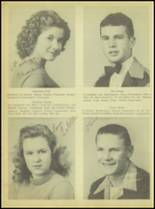 1947 Sweetwater-Newman High School Yearbook Page 80 & 81