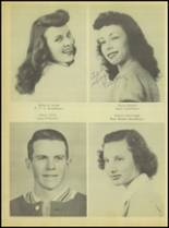 1947 Sweetwater-Newman High School Yearbook Page 82 & 83