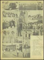 1947 Sweetwater-Newman High School Yearbook Page 112 & 113