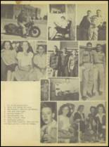 1947 Sweetwater-Newman High School Yearbook Page 116 & 117