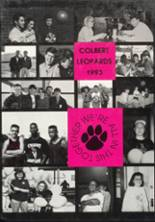 1993 Yearbook Colbert High School